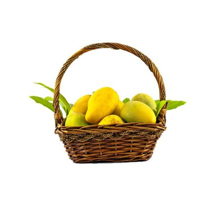 Basket of 10 Kg Mango