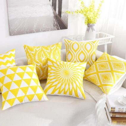 Six Cushion Pillow Personalized With Photo