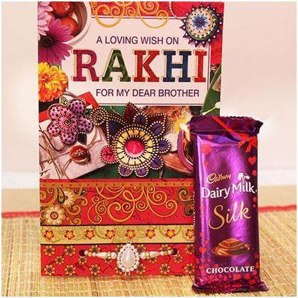 Sparkling Bracelet Rakhi