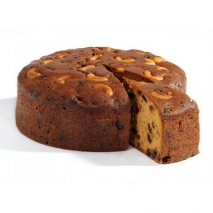 Yummy Plum Cake