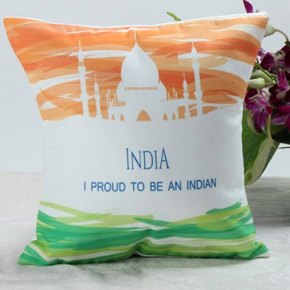 Nationality Cushion