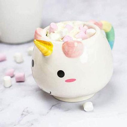 Unicorn Ceramic Mug Coffee