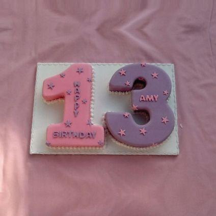 Inviting Fondant Cake