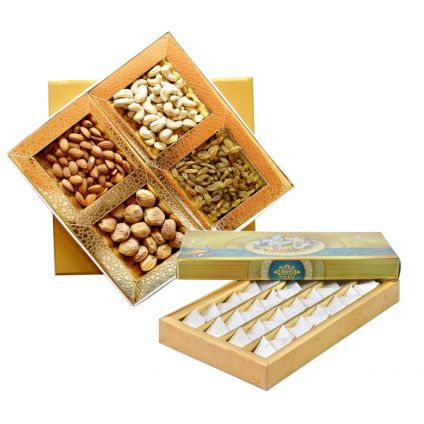 Dry Fruits combo In Box