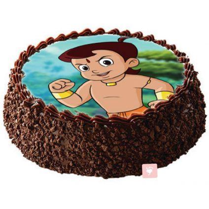 Chotabheem chocolate cake