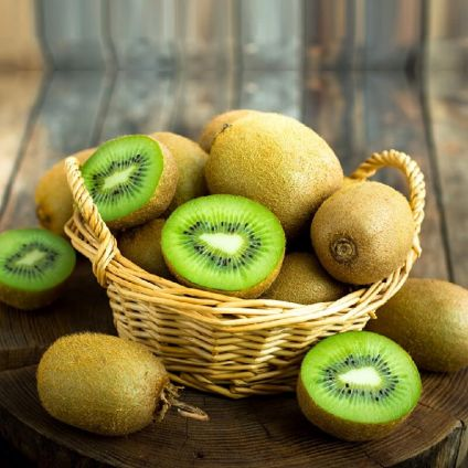 1 kg kiwi with basket