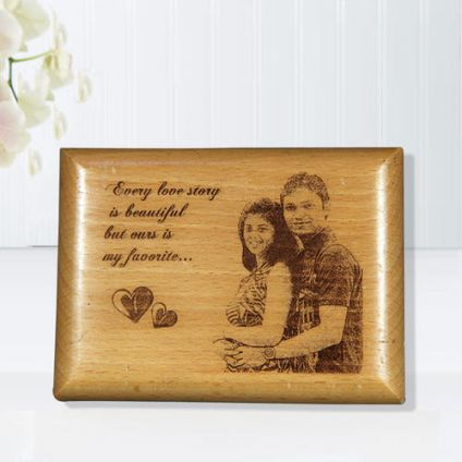 Wooden Engraving