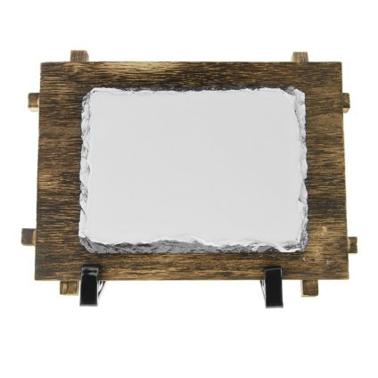 Photo Rock with frame