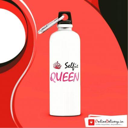 Sipper 600 ml Water Bottle (Customize)