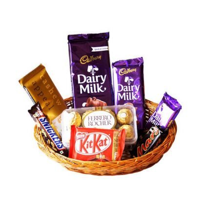Chocolates Basket of 23.pcs