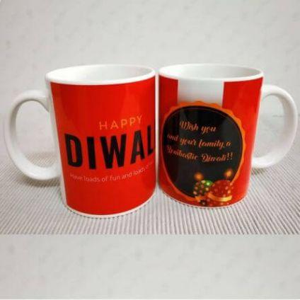 Happy Diwali Coffee Mug