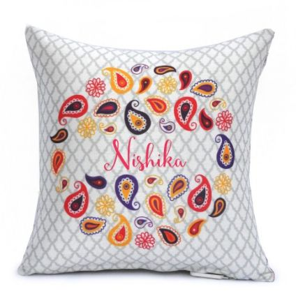 Happy Diwali Gift Cushion