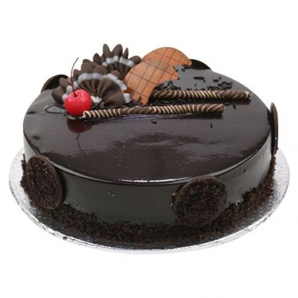 Assorted Choco Chips Cake