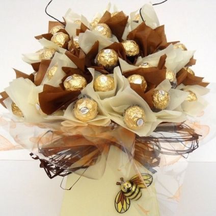 Ferrero Rocher Arrangment