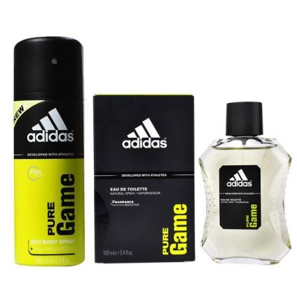 Adidas Pure Game Perfume and Deo