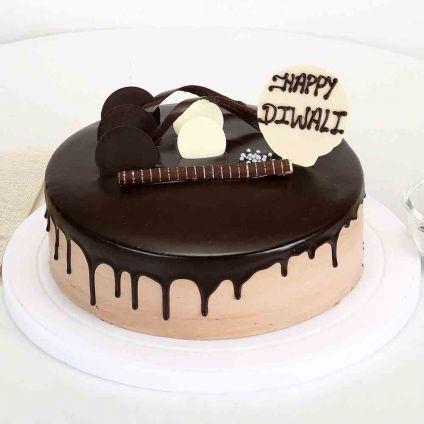 Diwali Special Cream Cake