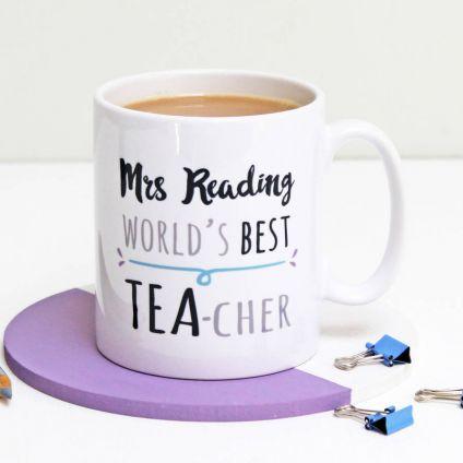 Coffee Mug (Best Teacher of my life)