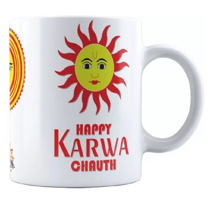 Karwa Chauth Special Mug