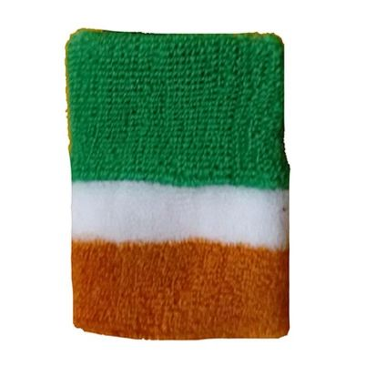 Indian Independence Day Tricolor Wristband