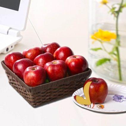 2 Kg Apple with Basket