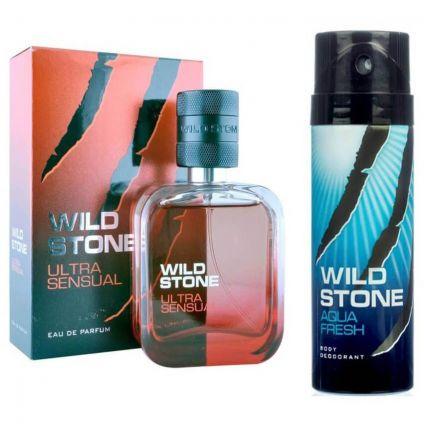 Wild Stone Perfume and deo