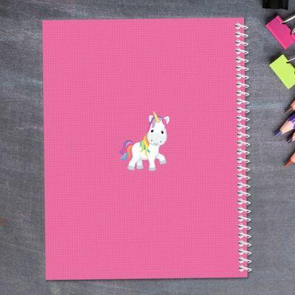 Magical Unicorn Notebook