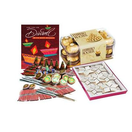 Rocher With Sweets Combo