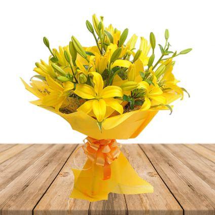 Flowers & Kaju Katli