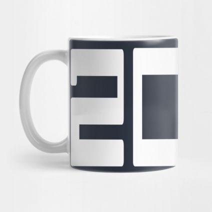 Happy New Year 2020 Mug