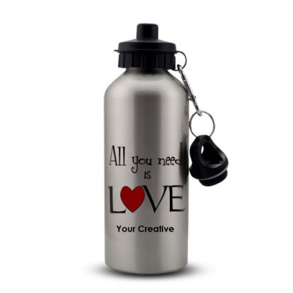 Personalized Stainless Steel Sipper