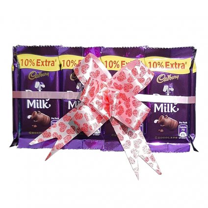 Dairy Milk Arrangement