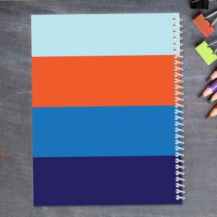 Rocket Launch Notebook