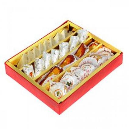 Mixed Sweets with Box