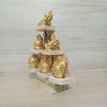 Pyramid Budhha set