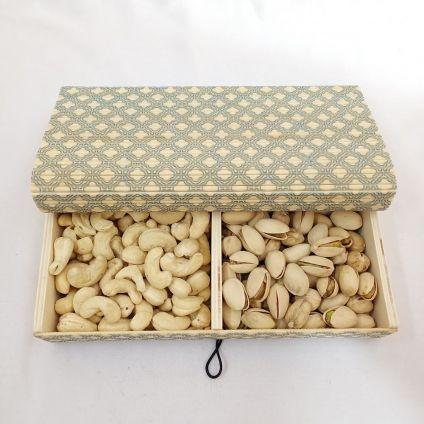 Dry fruits in Designer Box