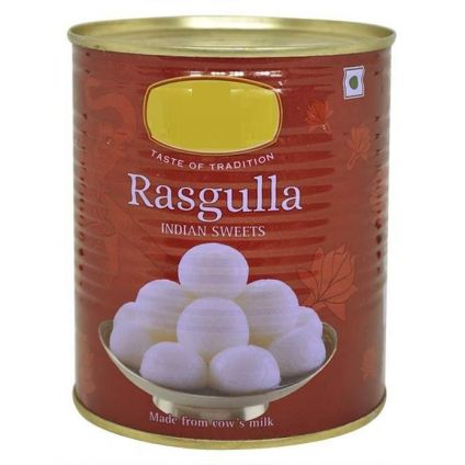 Tin of Rasgulla