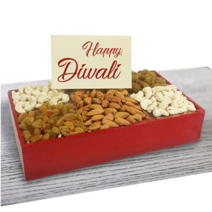Dry Fruits Hamper For Diwali