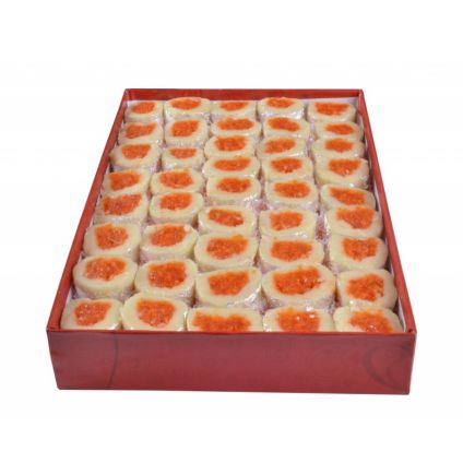Orange Khowa Giloree