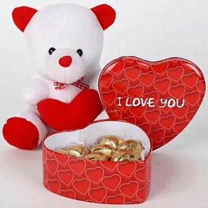 Hamper With Heart