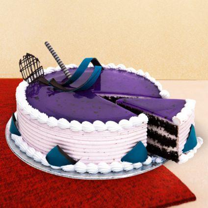 Blueberry Cake - 5 Star