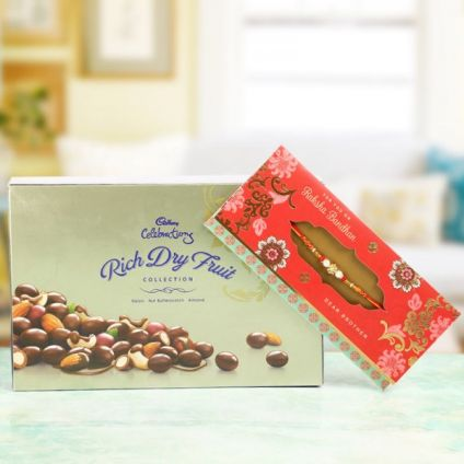 Cadbury Rich Rakhi Combo