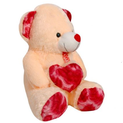 Dream-Deals-Cream-Teddy-Bear 20 Inch