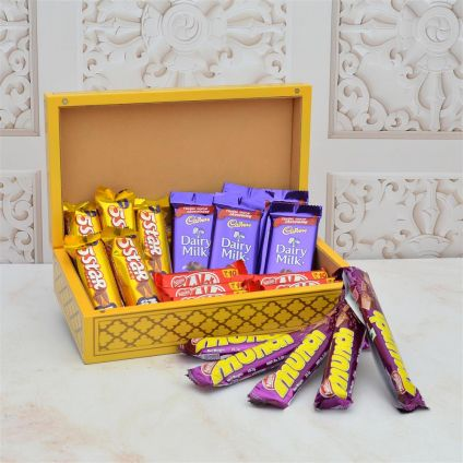 Cadbury Mixed Chocolates