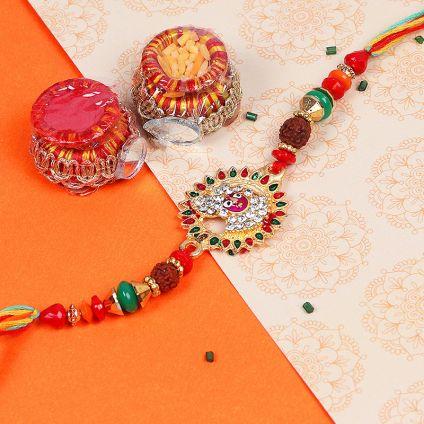 Hearty Wish Premium Rakhi