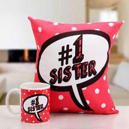 No 1 Sister