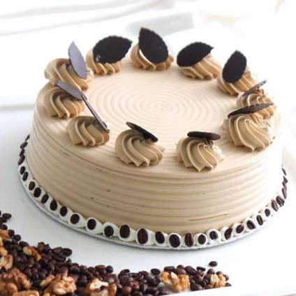 Coffee Designer Cake