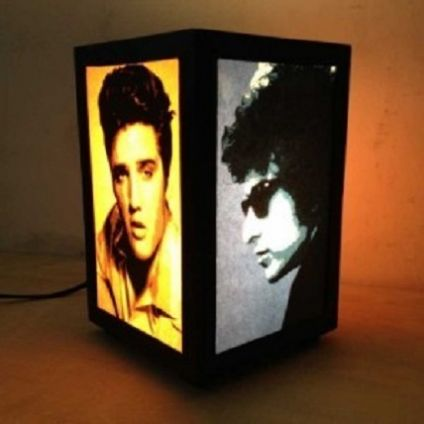 Personalized lamp