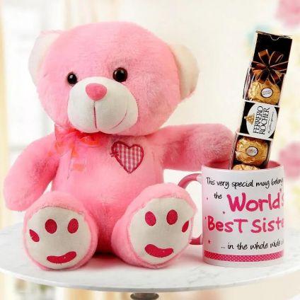 Combo Gift for Sister