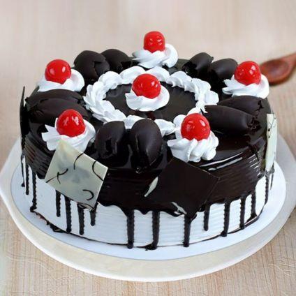 Enthralling Black Forest Cake