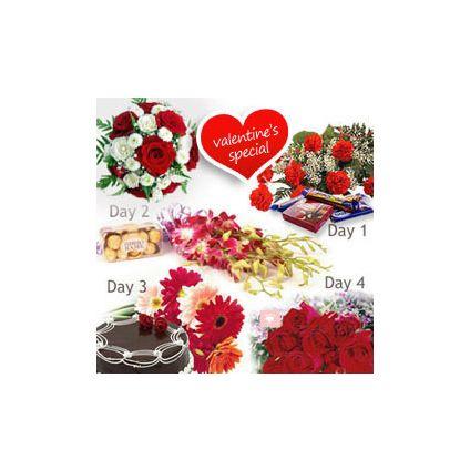 Valentines day 5 day love